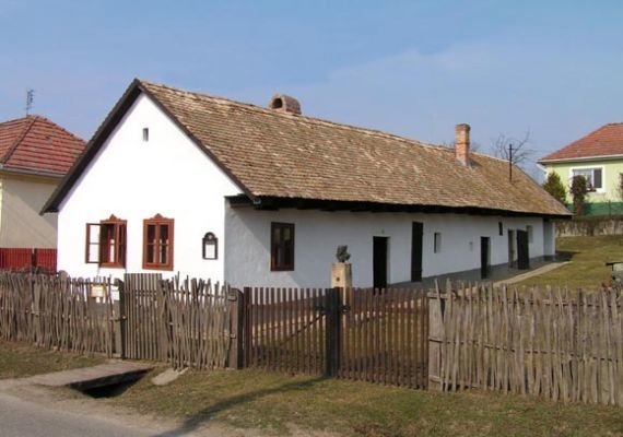 Szlovák tájház, Bánk