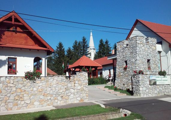 Szondi Kiállítótér és Turisztikai Központ, Drégelypalánk