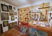 Szűz Mária Kegy-és Emléktárgyak Gyűjteménye, Apor Vilmos Emlékszoba