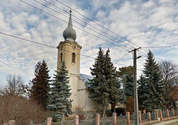 Tiszaugi Református Egyházközség temploma, Tiszaug