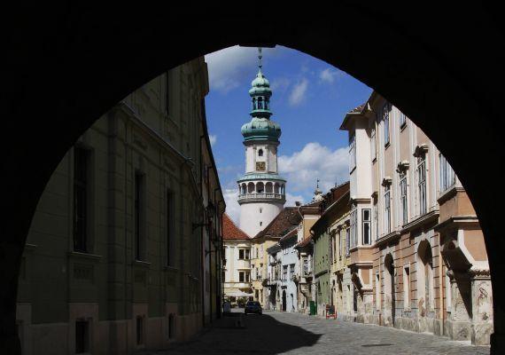 Tűztorony, Sopron