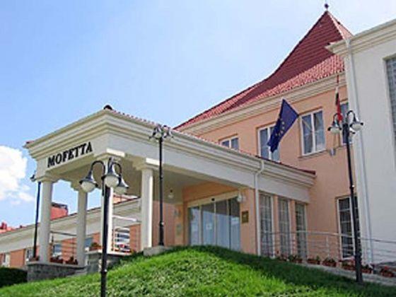 Mofetta-Szárazfürdő, Mátraderecske