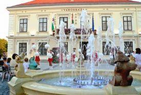 Kossuth tér - Városháza