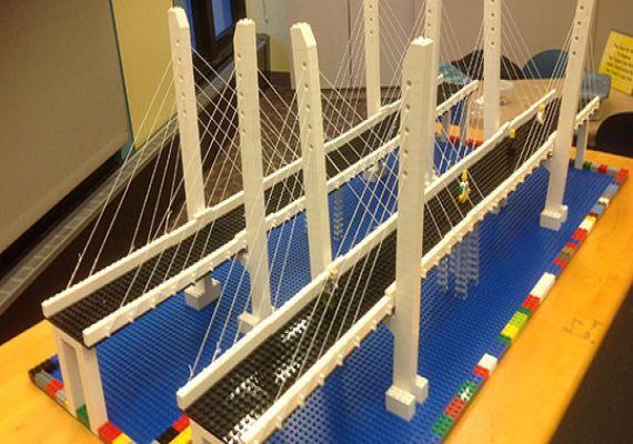 A LEGO-híd, Budapest