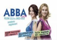 ABBA SHOW- Janza Kata és Polyák Lilla zenekaros nagykoncertje