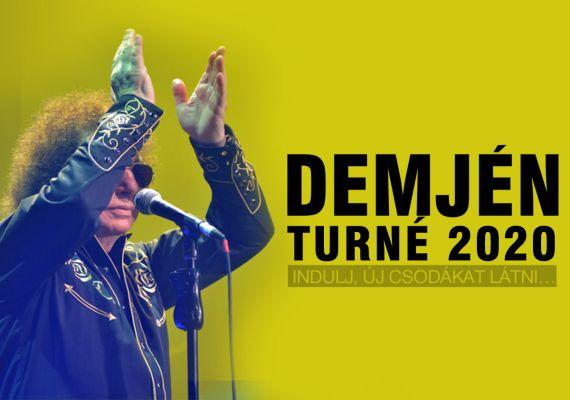 Demjén Turné 2020, Sopron
