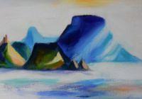 Dencs Judit festőművész kiállítása