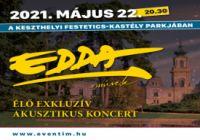 Edda Művek élő exklúziv akusztikus koncert