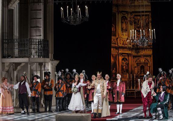 Gioachino Rossini: A sevillai borbély, Budapest