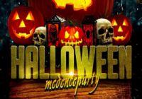 Halloween medenceparty
