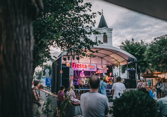 JazzFiesta, Balatongyörök