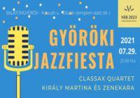 JazzFiesta - Classax Quartet / Király Martina és zenekara