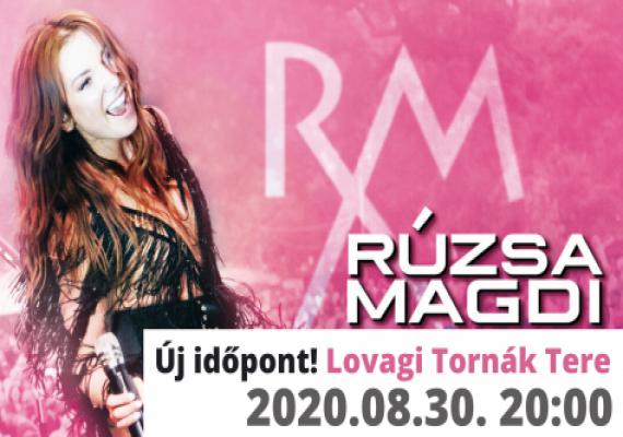 Rúzsa Magdi koncert FONÓ, Miskolc