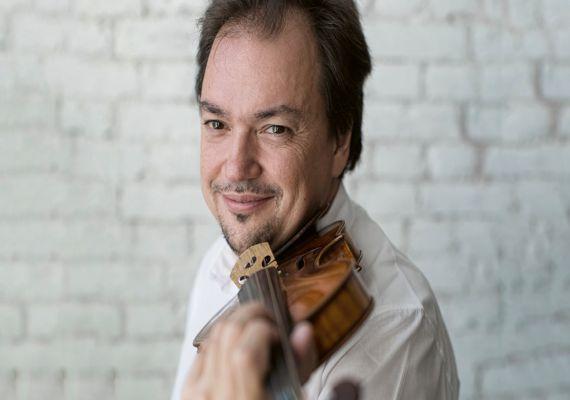SCHNITTKE / SOSZTAKOVICS ( Concerto Budapest & Szergej Krilov - hegedű ), Budapest