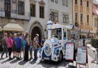 Soproni városnézés kisvonattal - Ismeretterjesztő program Sopron látnivalóinak felfedezéséhez