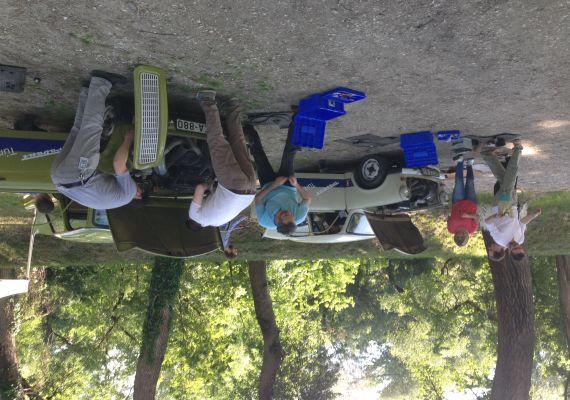 Trabant Derbi, Trabant Túra csapatépítő program, Budapest