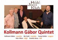 Új Időpont! - Metronóm Jazz Klub: Kollmann Gábor Quintet