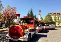 Városnéző Kisvonatozás Veszprémben